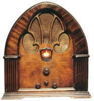 Cathedral - Philco 90