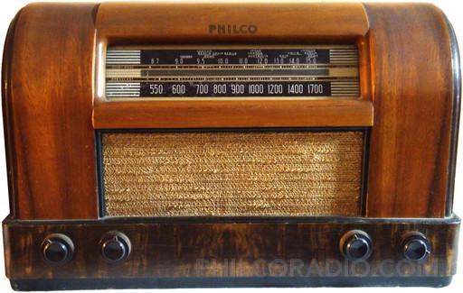 1942 June 1941 Philco Radio Gallery